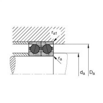 FAG Spindellager - HCB7220-C-T-P4S