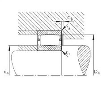 FAG Toroidalrollenlager - C2220-XL