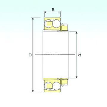 Bearing 1212 KTN9+H212 ISB
