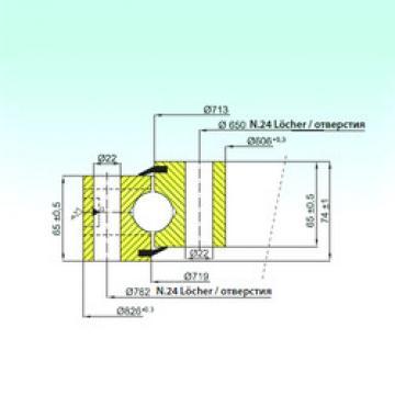 المحامل NB1.28.0716.200-1PPN ISB