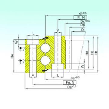 المحامل ZB2.25.1103.401-1SPPN ISB