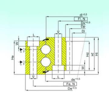 المحامل ZB2.30.1613.400-1SPPN ISB