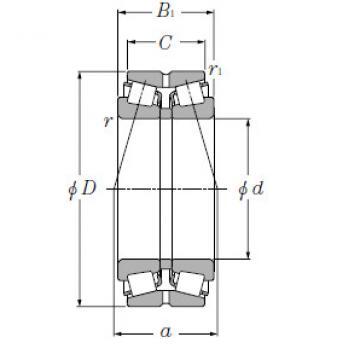 Bearing CRD-4015
