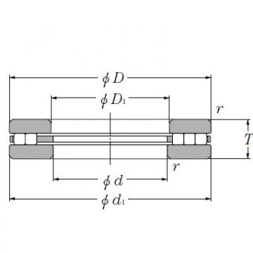 Bearing CRT3407