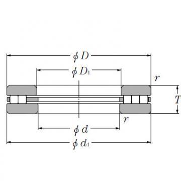 Bearing CRTD6404