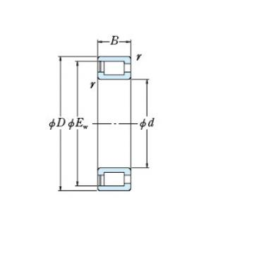 Bearing RSF-4992E4