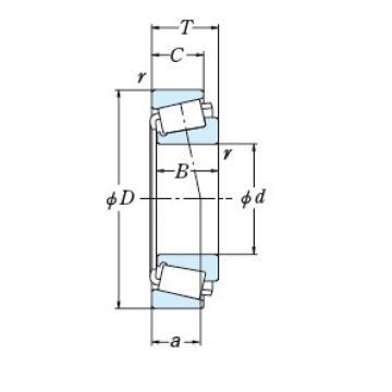 Bearing L555249/L555210
