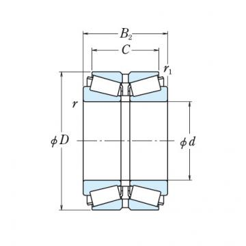 Bearing M278749D-N3/M278710+K