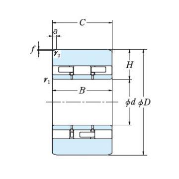 Bearing 3PL180-3
