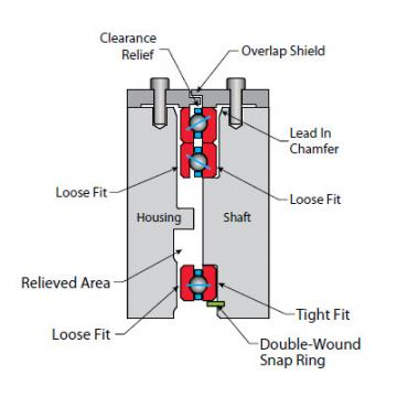 Bearing NF070AR0