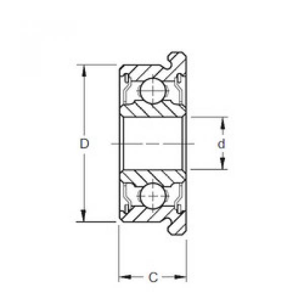 المحامل F61901-2RS ZEN #1 image