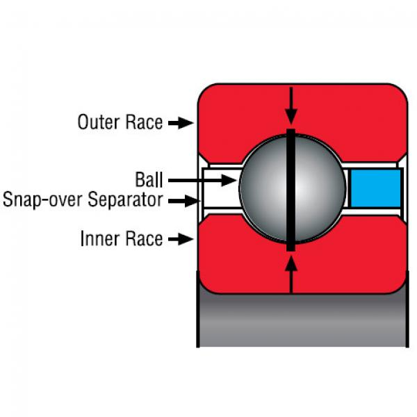 Bearing SD080XP0 #2 image