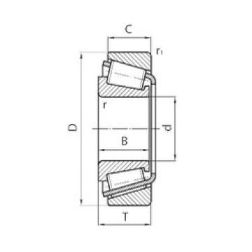 المحامل BT1-0082/QCL7C SKF