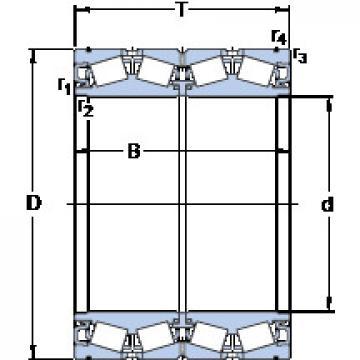 المحامل BT4B 334150 G/HA4VA901 SKF