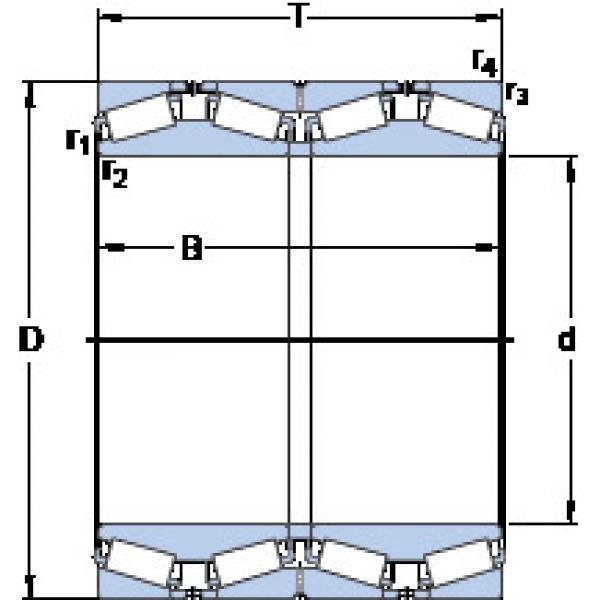 المحامل BT4B 332502/HA1 SKF #1 image