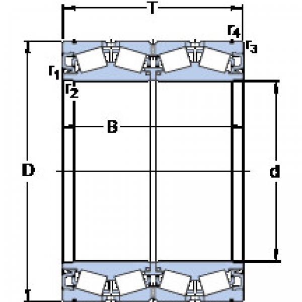 المحامل BT4B 334076 G/HA1VA901 SKF #1 image